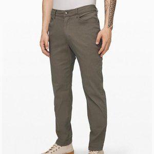 Men's Lululemon Green Classic Fit ABC Pants